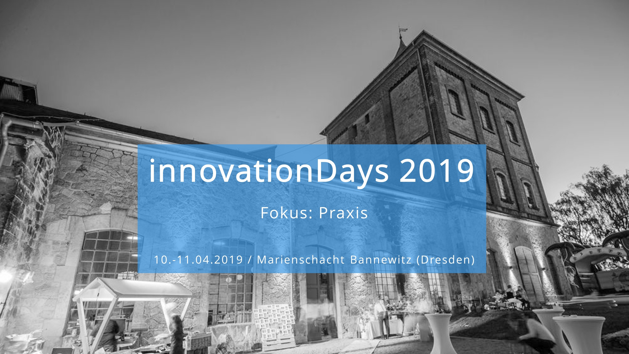 pms.event – innovationDays 2019